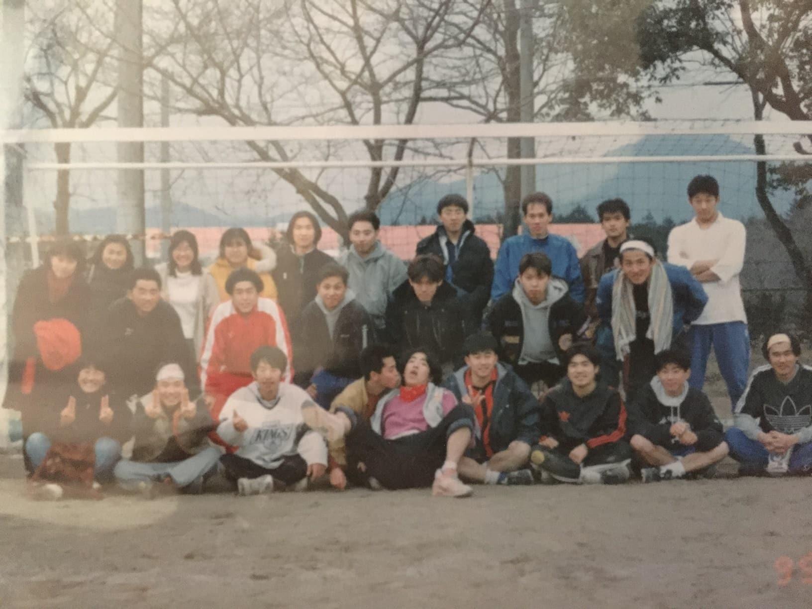 b62f482186 その昔、早いもので今から約30年前、宇都宮市内の高校を卒業し進学した先は、静岡県富士宮市にある日本建築専門学校でした 。北海道から沖縄まで、全寮制で4年間。